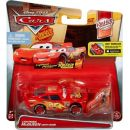 Cars 2 Auta Mattel W1938 - Lightning McQueen with sign 2