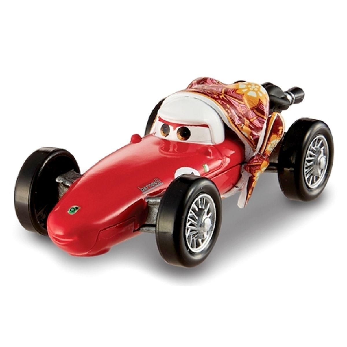 Mattel Cars 2 Auta - Mama Bernoulli
