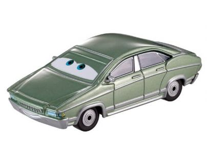 Cars 2 Auta Mattel W1938 - Patti