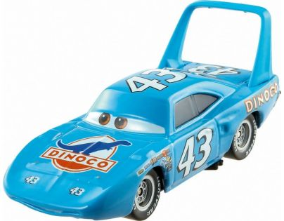 Mattel Cars 2 Auta - Strip Weathers