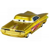 Mattel Cars 2 Auta - Yellow Ramone