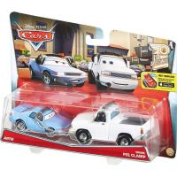 Mattel Cars 2 Autíčka 2ks - Artie a Brian 2