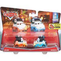 Mattel Cars 2 Autíčka 2ks - Okuni a Shigeko 4
