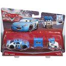 Mattel Cars 2 Autíčka 2ks - Ruby Oaks a Easy Idle Pitty 2