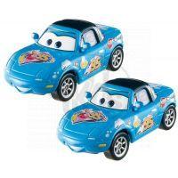 Mattel Cars 2 Autíčka 2ks - Dinoco Mia a Dinoco Tia