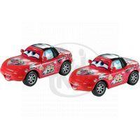 Mattel Cars 2 Autíčka 2ks - Superfan a Superfan