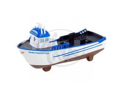 Mattel Cars Transportéry s měnitelnými prvky - Deluxe Crabby Boat