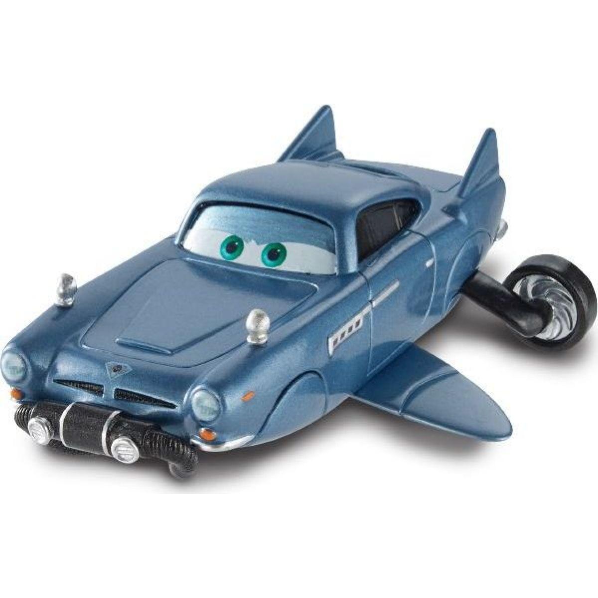 Mattel Cars Velká auta - Finn McMissile