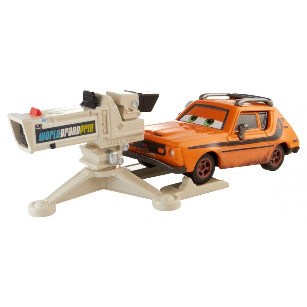 Mattel Cars Velká auta - Grem with camera