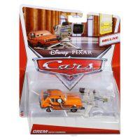 Mattel Cars Velká auta - Grem with camera 4