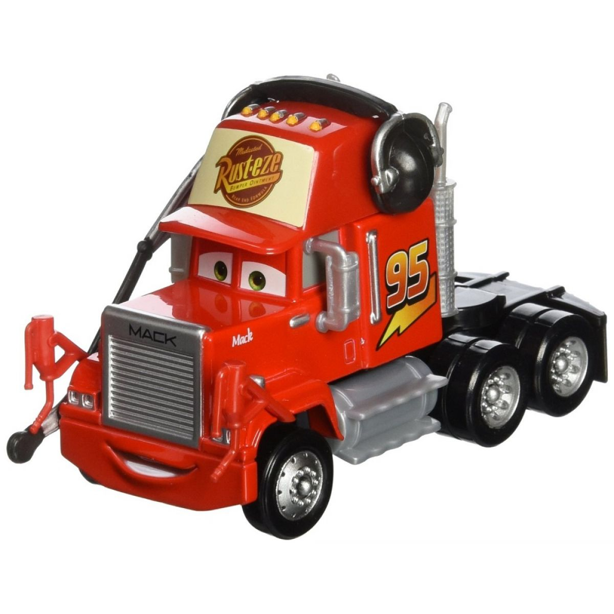 Mattel Cars Velká auta - Pit Crew Member Mack