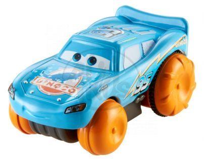 Mattel Cars závodní auto do koupele - Dinoco Lightning McQueen