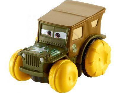 Mattel Cars závodní auto do koupele - Sarge