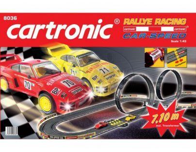 Cartronic autodráha - Rallye Racing