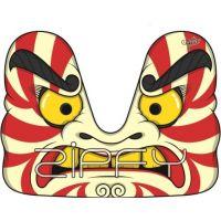 Zipfy Carvingové boby Artist Samurai 2