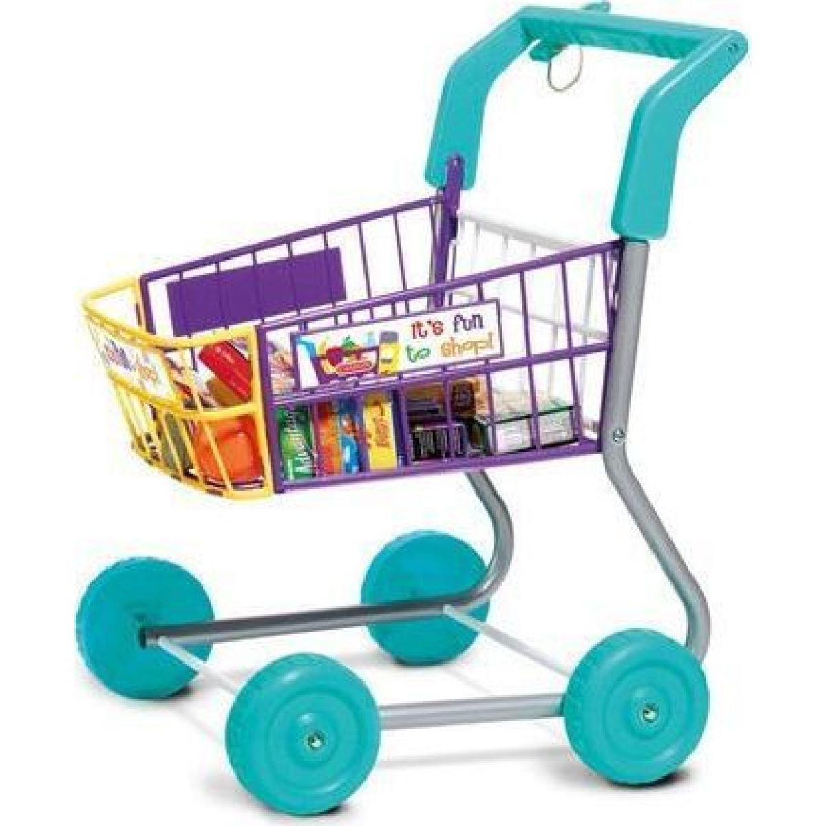 Casdon nákupný vozík 48 cm