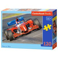 Castorland Puzzle 120 dílků Vítěz závodu