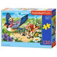 Castorland Puzzle 120 dílků Malenka