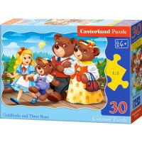 Castorland Puzzle Mášenka 30 dílků