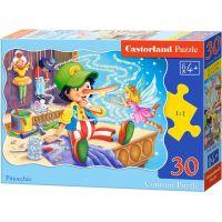 Castorland Puzzle Pinochio 30 dílků