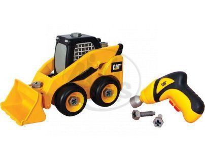 Mac Toys CAT Bagr a akušroubovák