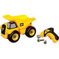 Mac Toys CAT Nákladní auto a akušroubovák