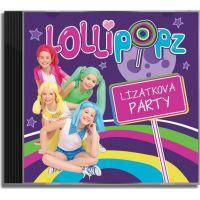 Kawaii CD Lollipopz Lízátková Párty