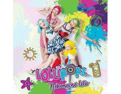 Kawaii CD Lollipopz Nekonečné léto