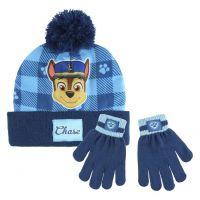 Cerdá zimní set čepice a rukavice Paw Patrol