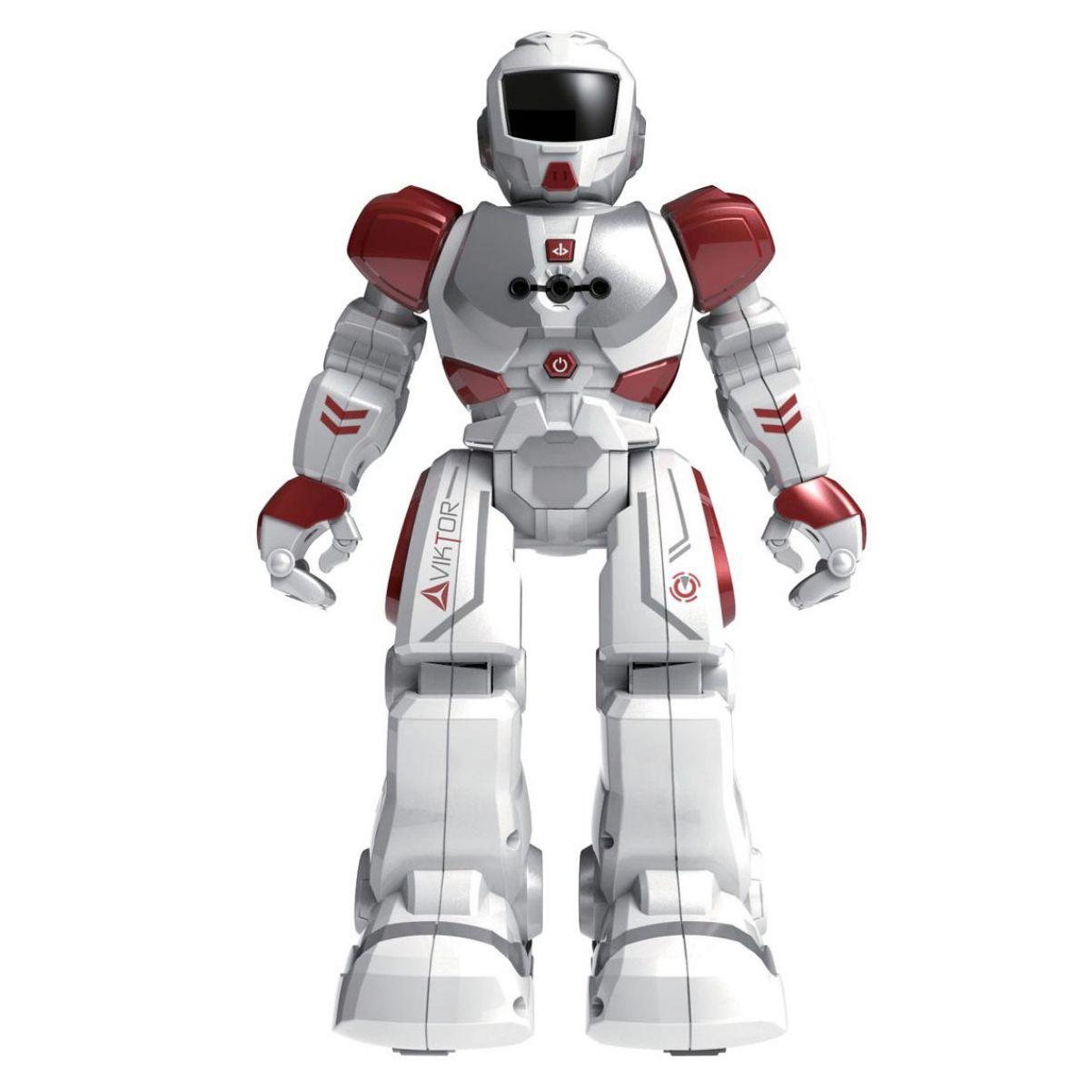 MaDe Robot Viktor na IR dálkové ovládání červená