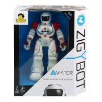 Červený Robot Viktor na IR diaľkové ovládanie 2