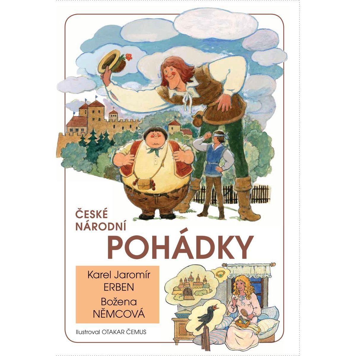 Akvarel České národní pohádky