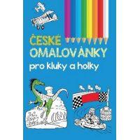 Sun České omalovánky pro kluky a holky