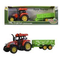Made Česky mluvící Traktor s přívěsem IC