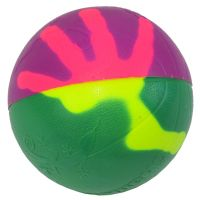 EPline EP01448 - Chameleon fotbalový míč 10 cm - modro oranžový