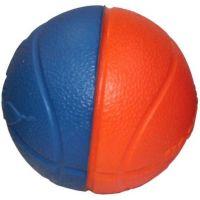 EP Line Chameleon basketbalový míč 6,5cm - Oranžová modrá