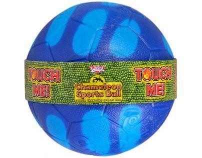 EP Line Chameleon fotbalový míč 6,5 cm - Modrá