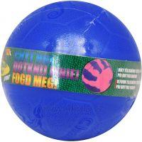 Chameleon fotbalový míč 10 cm modrý