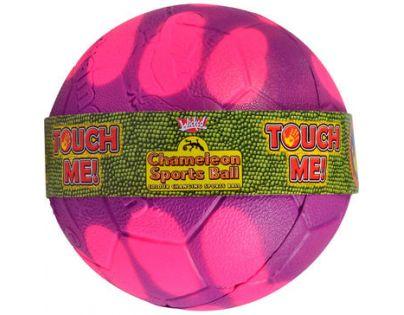 EP Line Chameleon fotbalový míč 6,5 cm - Fialová