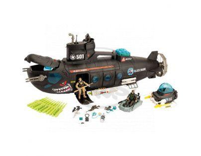 Vojenská ponorka hrací set