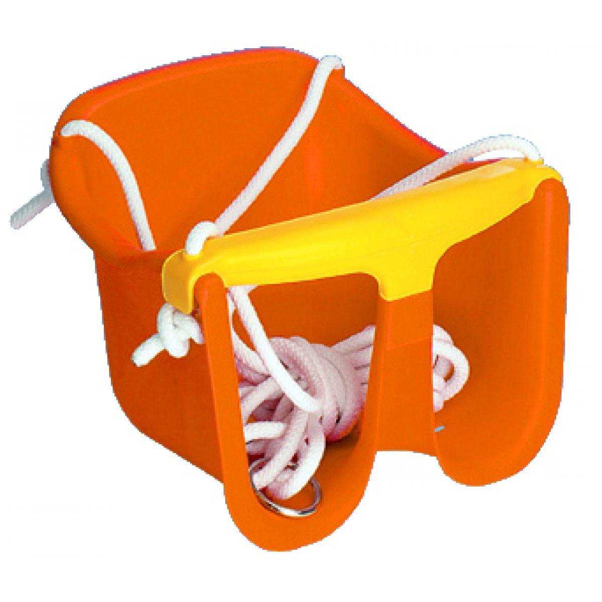 Chemoplast Houpačka Baby plastová Oranžová