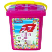 CHEVA 11018 - Stavebnice CHEVA 18 Cukrárna - kbelík