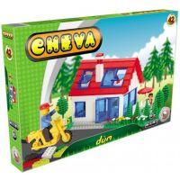 CHEVA 11042 - Stavebnice CHEVA 42 Dům