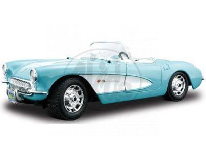 Chevrolet Corvette 1957 Maisto 1:18