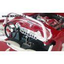 Chevrolet Corvette 1957 Maisto 1:18 2