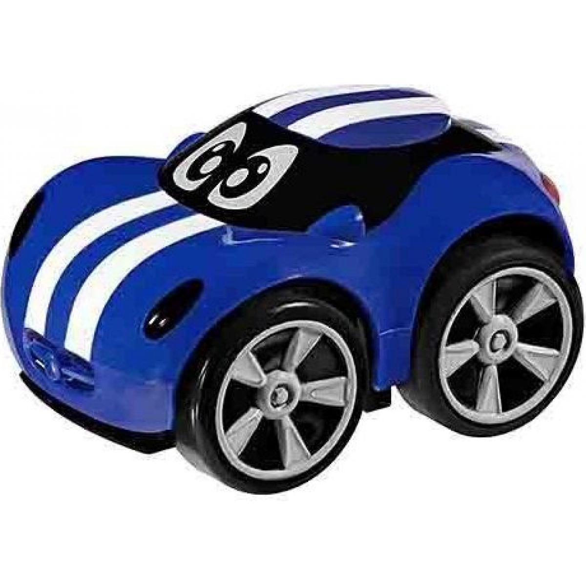 Chicco autíčko kaskadér Dony modré