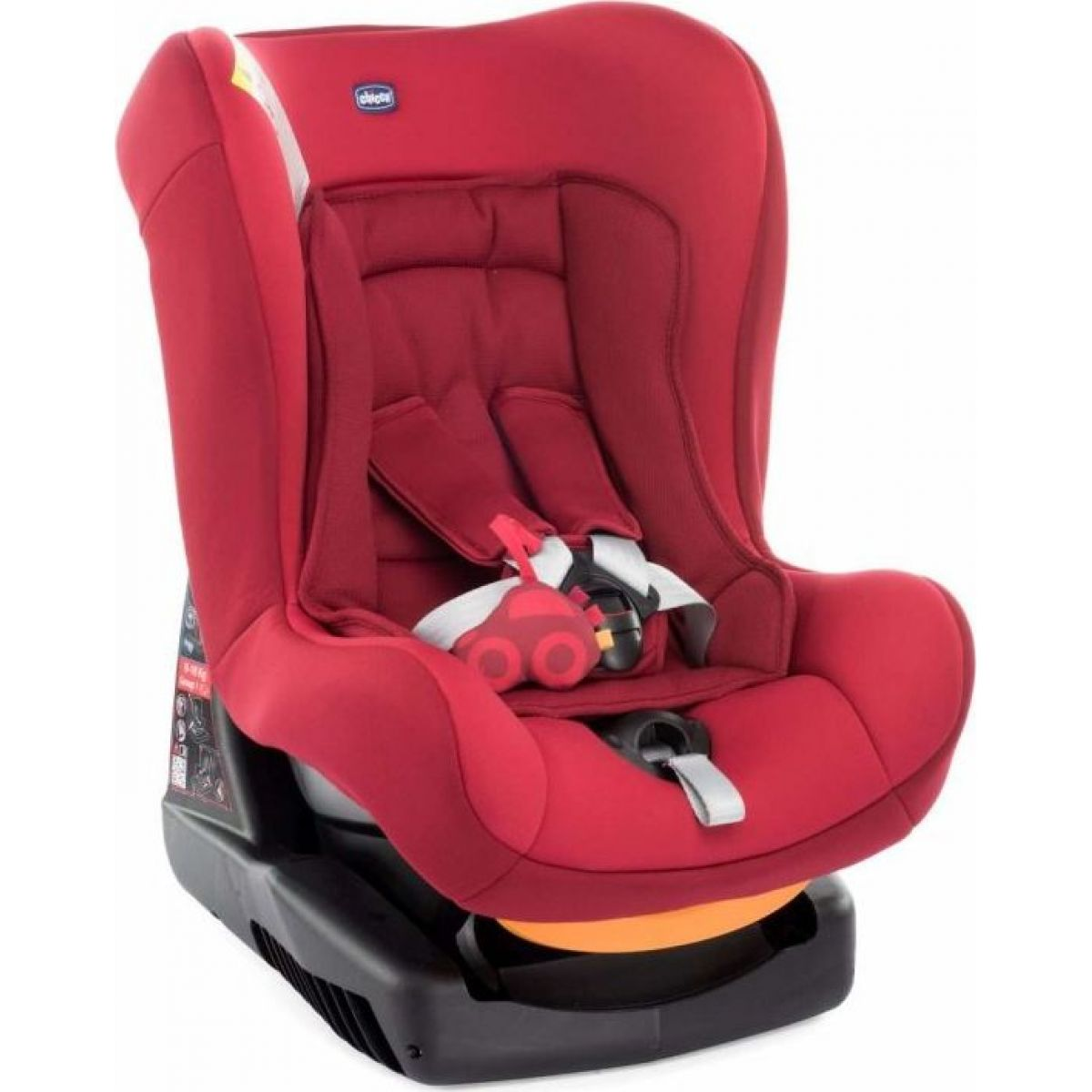Chicco Autosedačka Cosmos Red Passion 0-18kg