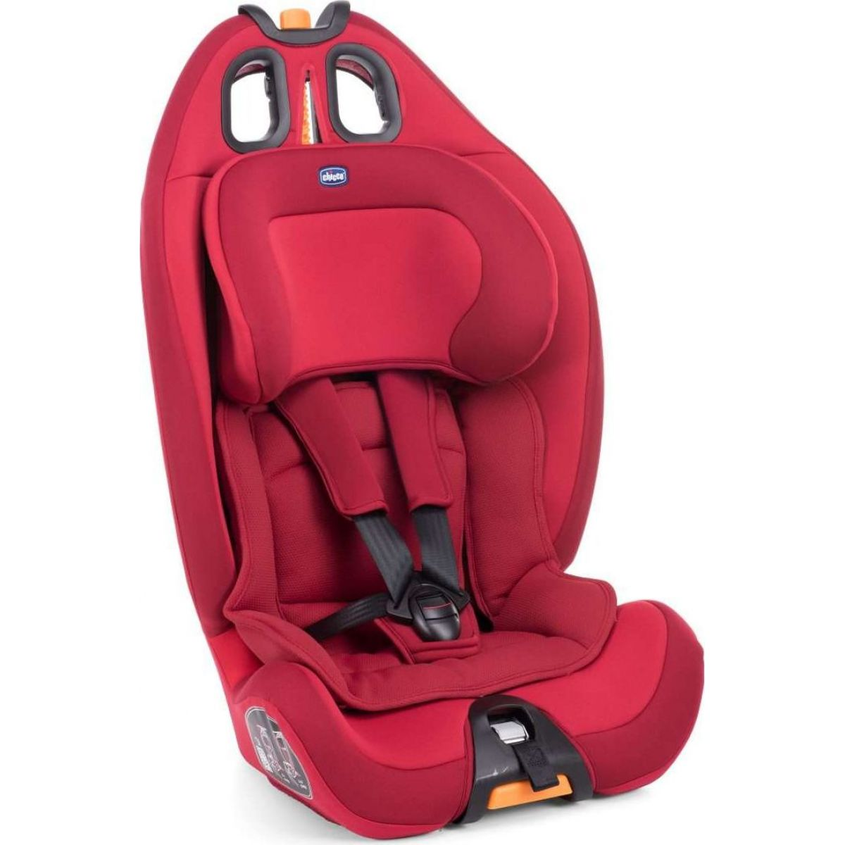 Chicco Autosedačka Gro-up 123 Red Passion 9-36 kg