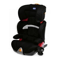 CHICCO 79245 - Autosedačka OASYS 2-3 FIX PLUS 15-36 kg - black
