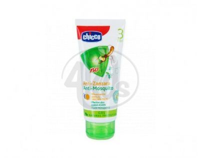 Chicco Gel proti hmyzu 3+ 60 ml